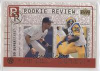 Derek Jeter, Jerome Bettis
