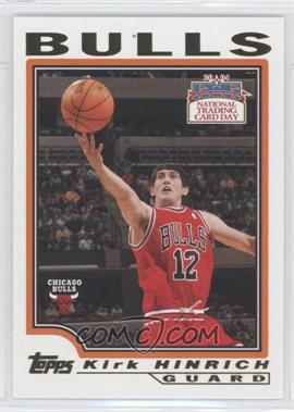 2004 National Trading Card Day - [Base] #10.1 - Kirk Hinrich (Topps)