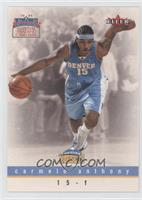 Carmelo Anthony (Fleer)