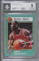 15th Anniversary Throwback - Michael Jordan [BGS5EXCELLENT]