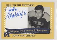 John Matchefts
