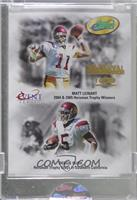 Matt Leinart, Reggie Bush [Uncirculated] #/250