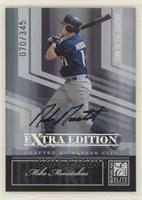 Mike Moustakas #/345