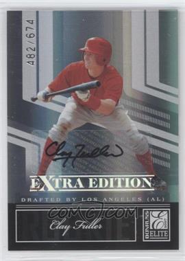 2007 Donruss Elite Extra Edition - [Base] #97 - Clay Fuller /674