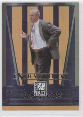 2007 Donruss Elite Extra Edition - School Colors #SC-19 - Dale Brown /1500