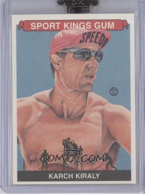 2007 Sportkings Series A - [Base] #17 - Karch Kiraly