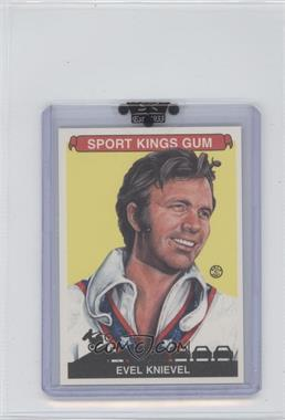 2007 Sportkings Series A - [Base] #18 - Evel Knievel