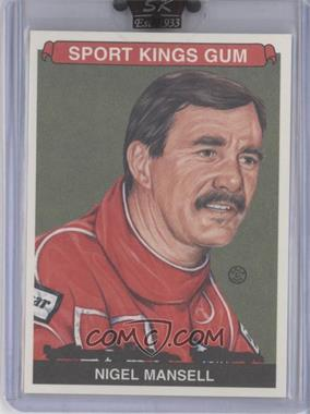 2007 Sportkings Series A - [Base] #22 - Nigel Mansell