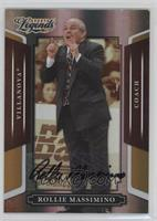 Rollie Massimino /25