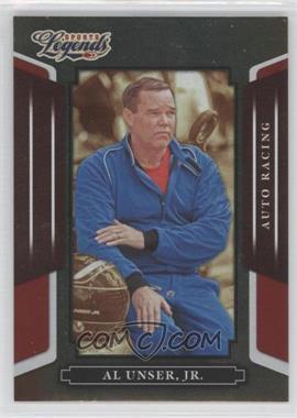 2008 Donruss Americana Sports Legends - [Base] - Mirror Red #139 - Al Unser Jr. /250