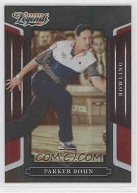 2008 Donruss Americana Sports Legends - [Base] - Mirror Red #37 - Parker Bohn /250