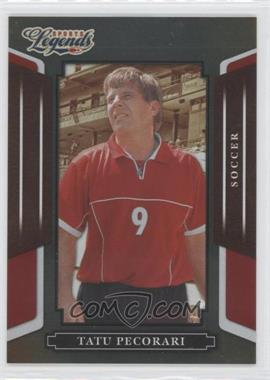 2008 Donruss Americana Sports Legends - [Base] - Mirror Red #98 - Tatu Pecorari /250