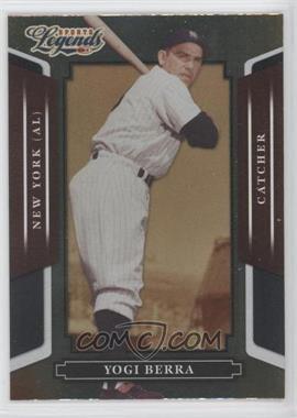 2008 Donruss Americana Sports Legends - [Base] #60 - Yogi Berra