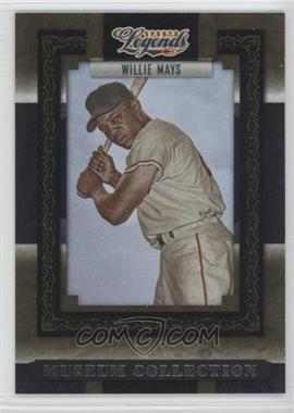 2008 Donruss Americana Sports Legends - Museum Collection #MC-17 - Willie Mays /1000