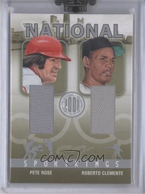 2008 Sportkings National Convention - [Base] - Silver #SKN-04 - Pete Rose /9