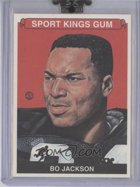 2008 Sportkings Series B - [Base] #101 - Bo Jackson