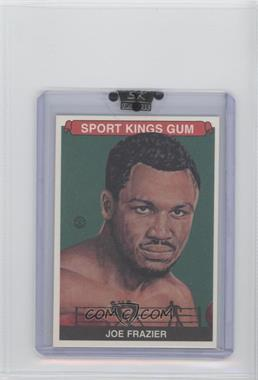 2008 Sportkings Series B - [Base] #60 - Joe Frazier