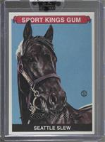 Seattle Slew [Uncirculated]