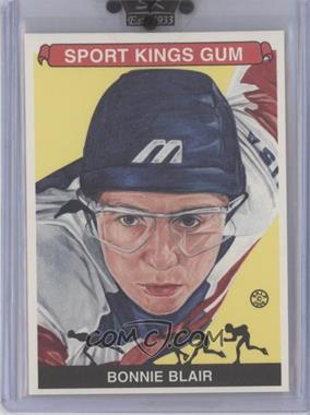 2008 Sportkings Series B - [Base] #93 - Bonnie Blair