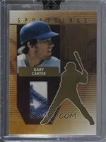 Gary Carter [Uncirculated] #/10