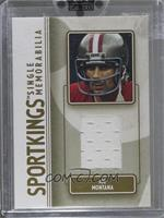 Joe Montana /10 [ENCASED]