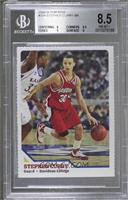 Stephen Curry [BGS8.5NM‑MT+]
