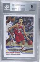Stephen Curry [BGS9MINT]