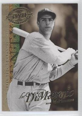 2008 Upper Deck 20th Anniversary - [Base] #UD-52 - Joe DiMaggio