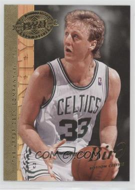 2008 Upper Deck 20th Anniversary - [Base] #UD-6 - Larry Bird