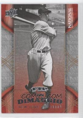 2008 Upper Deck National Convention - VIP #NAT-15 - Joe DiMaggio