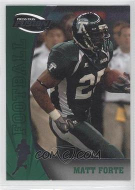 2009 Press Pass Fusion - [Base] #41 - Matt Forte