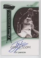 Ty Lawson /50
