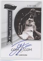 Ty Lawson /199