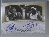 Stephen Curry, Ty Lawson /50