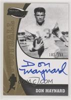 Don Maynard #102/199