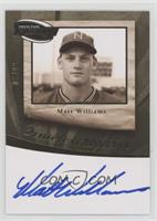 Matt Williams /99