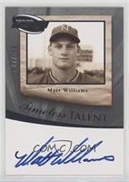 Matt Williams /150