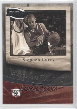 2009 Press Pass Fusion - Timeless Talent #TT-5 - Stephen Curry