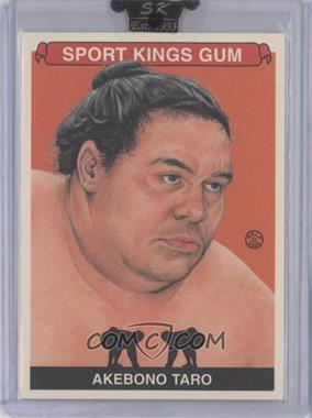 2009 Sportkings Series C - [Base] #150 - Akebono Taro