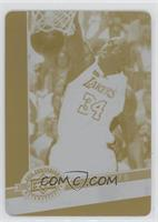 Sports - Los Angeles Lakers #/1