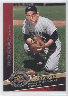 2009 Upper Deck 20th Anniversary Retrospective - [Base] #1320 - Yogi Berra