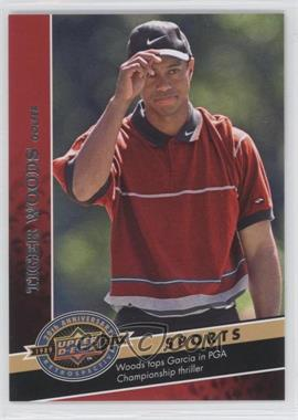 2009 Upper Deck 20th Anniversary Retrospective - [Base] #1372 - Tiger Woods