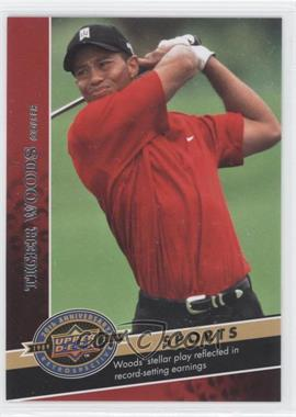 2009 Upper Deck 20th Anniversary Retrospective - [Base] #2104 - Tiger Woods