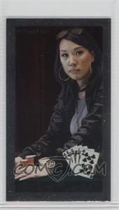 2009 Upper Deck Goodwin Champions - [Base] - Mini Foil #105 - Evelyn Ng