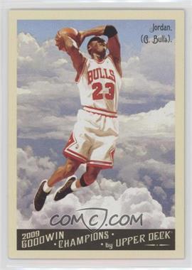 2009 Upper Deck Goodwin Champions - [Base] #114 - Michael Jordan