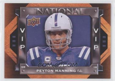 2009 Upper Deck National Convention - VIP #VIP-9 - Peyton Manning