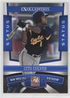 Cito Culver #/25