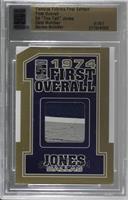 Ed Jones [Uncirculated] #/1