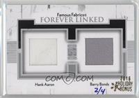 Hank Aaron, Barry Bonds /4