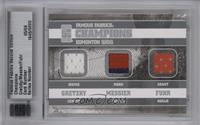 Wayne Gretzky, Mark Messier, Grant Fuhr /9 [Uncirculated]